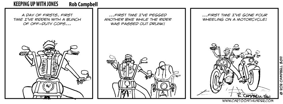 Four Wheelin'