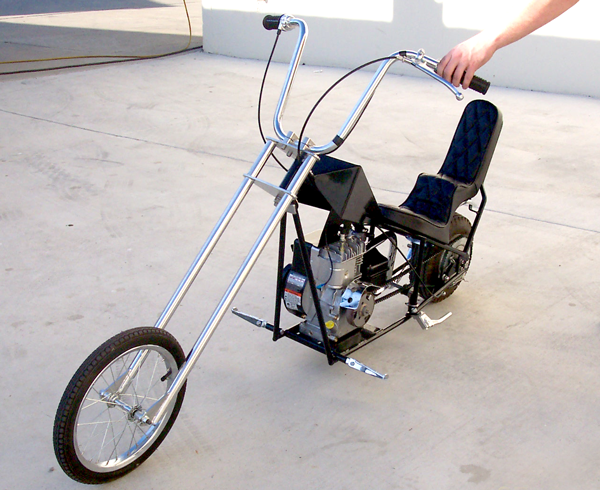 chopper 2 012 - Mini Chopper Frame